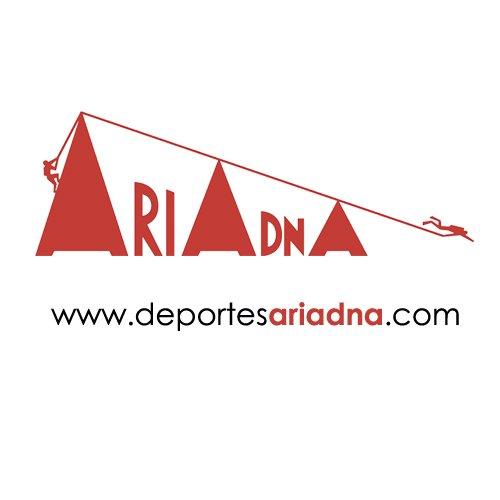 Logotipo Ariadna con Web